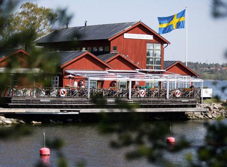 Sommarfest i Skärgården i Stockholm