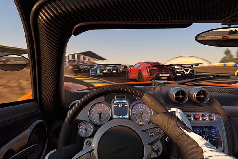 VR Rally mingelaktiviteter