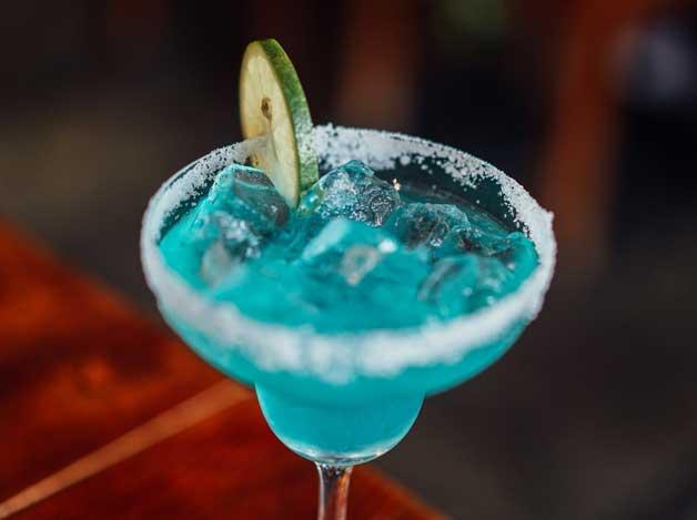karibisk sommarfest drink