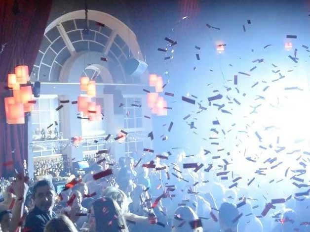 event DJ i Stockholm temafest